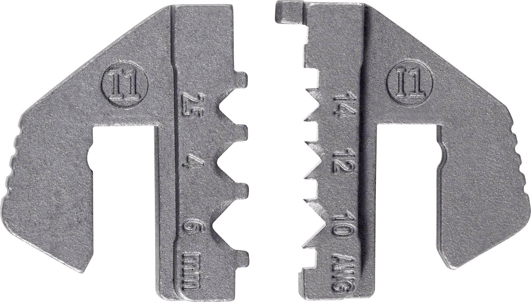 Krimpovací nástavec TOOLCRAFT 405614, 2.5 do 6 mm²