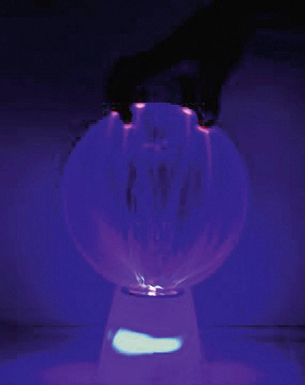 Plazmová koule Eurolite, 80600102, 290 mm