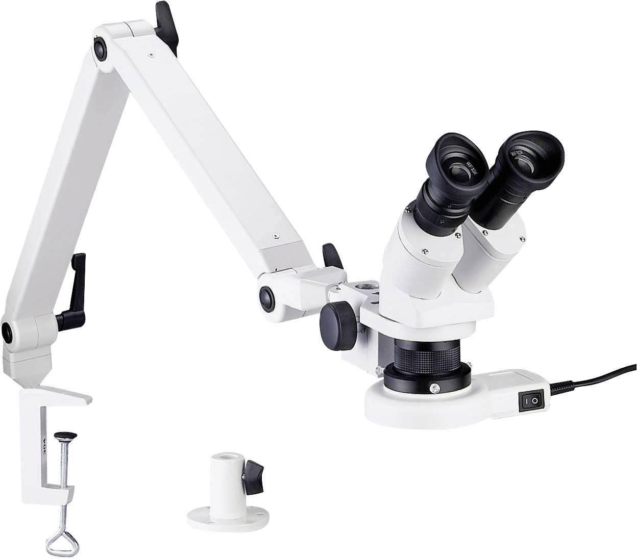 Stereomikroskop Bernstein 9-158, binokulárny, 20 x