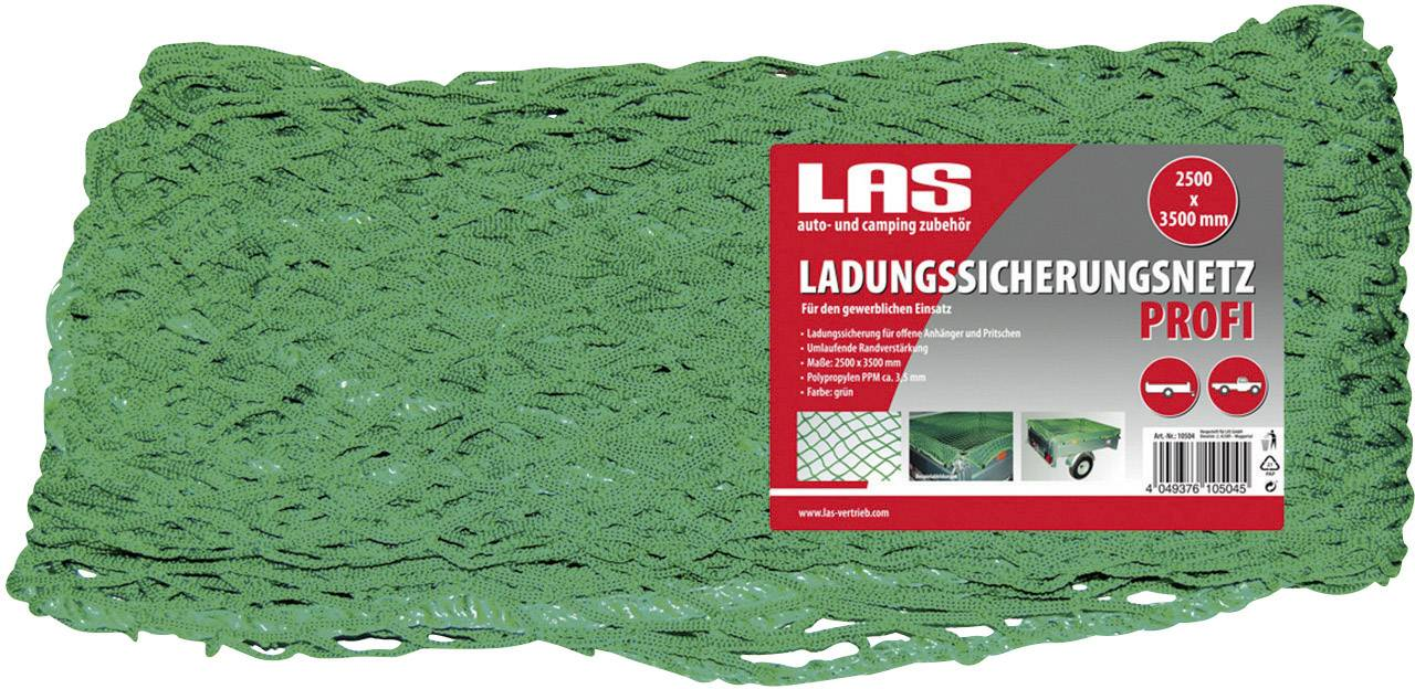 Síť pro zabezečení nákladu LAS, 10504, 3,5 x 2,5 m