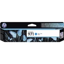 HP Inkoustová kazeta 971 originál azurová CN622AE