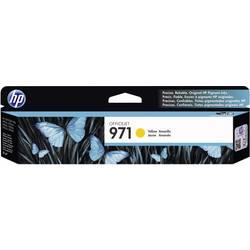 HP Inkoustová kazeta 971 originál žlutá CN624AE