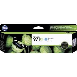 HP Inkoustová kazeta 971XL originál azurová CN626AE