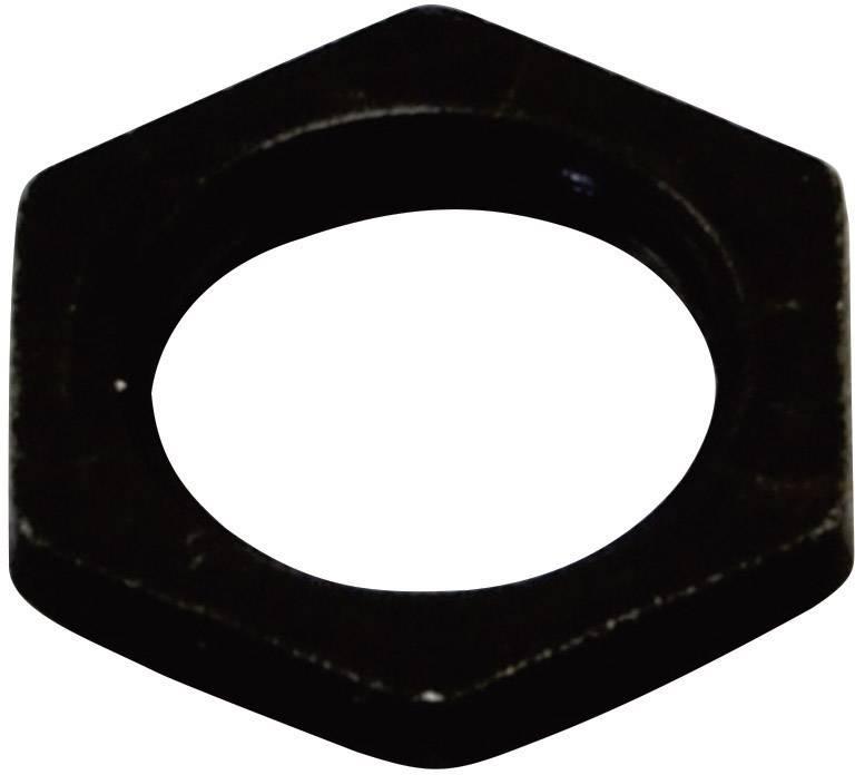 Pojistná matice OMEG M10 BLACK NUT