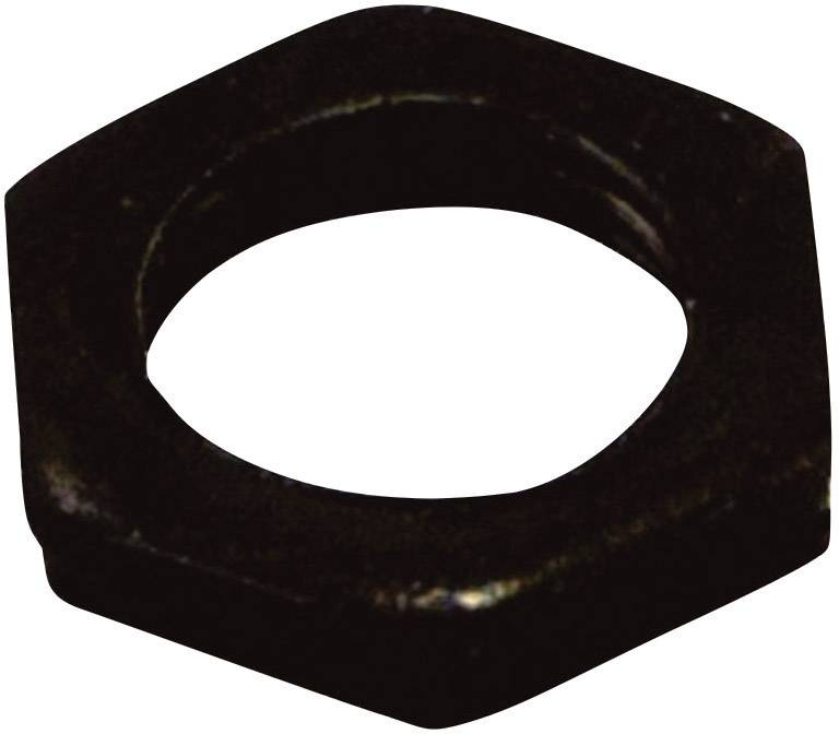 Pojistná matice OMEG M7 BLACK NUT