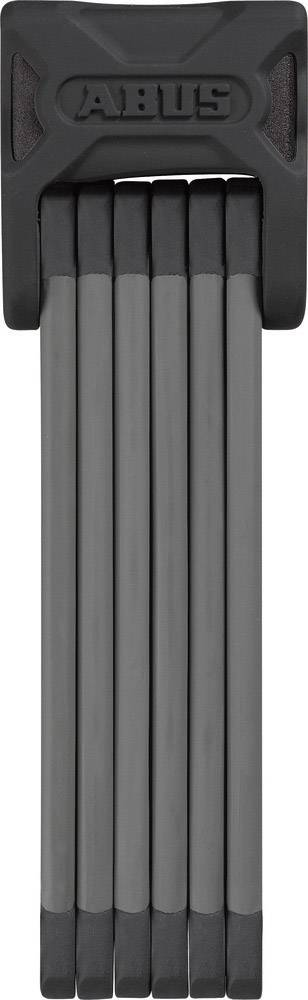 Skladací zámok ABUS 6000/90 black Bordo Big, (Ø x d) 5 mm x 900 mm, čierna (AIR MASH)