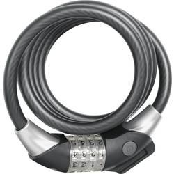 Lankový zámok ABUS 1450/185 KF, (Ø x d) 12 mm x 1850 mm, čierna
