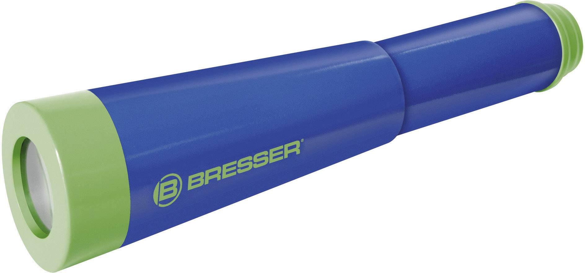 Dětský dalekohled Bresser Optik Junior, 8 x 32 mm, modrozelená