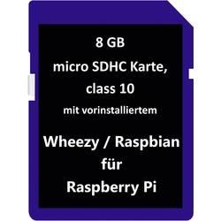 Wheezy (pro modely Raspberry Pi® A, B, B+)