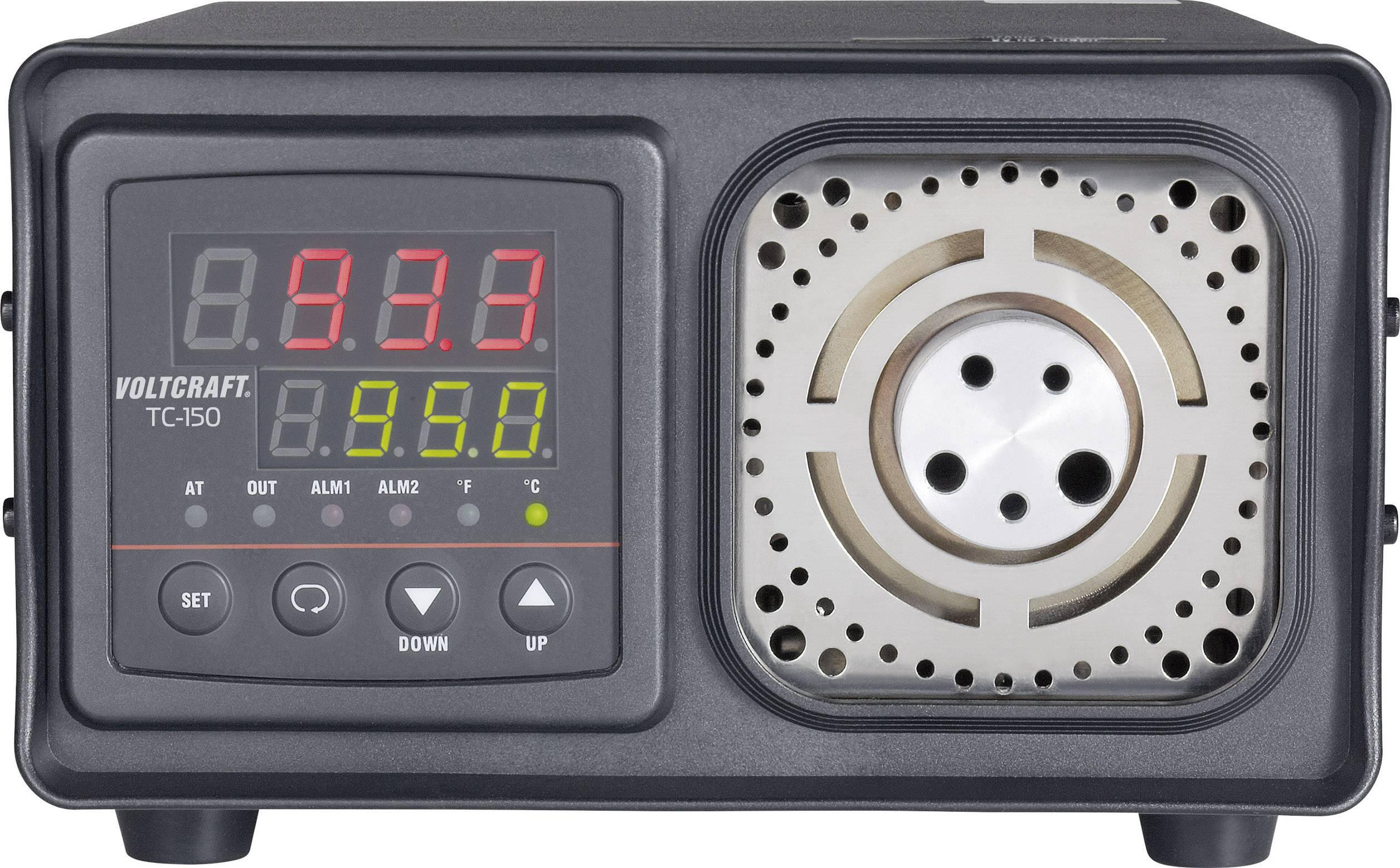 Kalibrátor kontaktních teploměrů Voltcraft TC-150, kalibrováno dle ISO