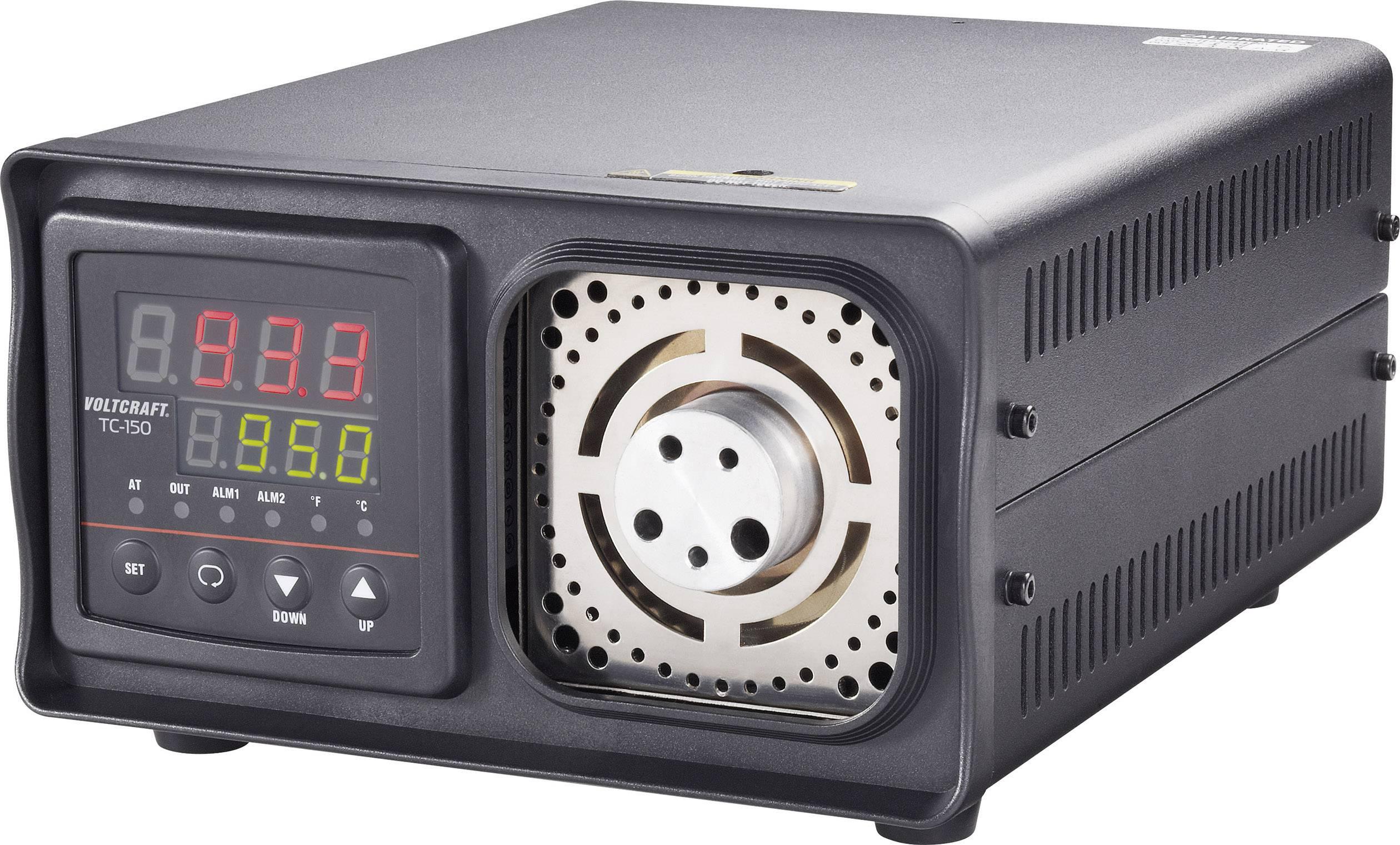 Kalibrátor kontaktných teplomerov Voltcraft TC-150