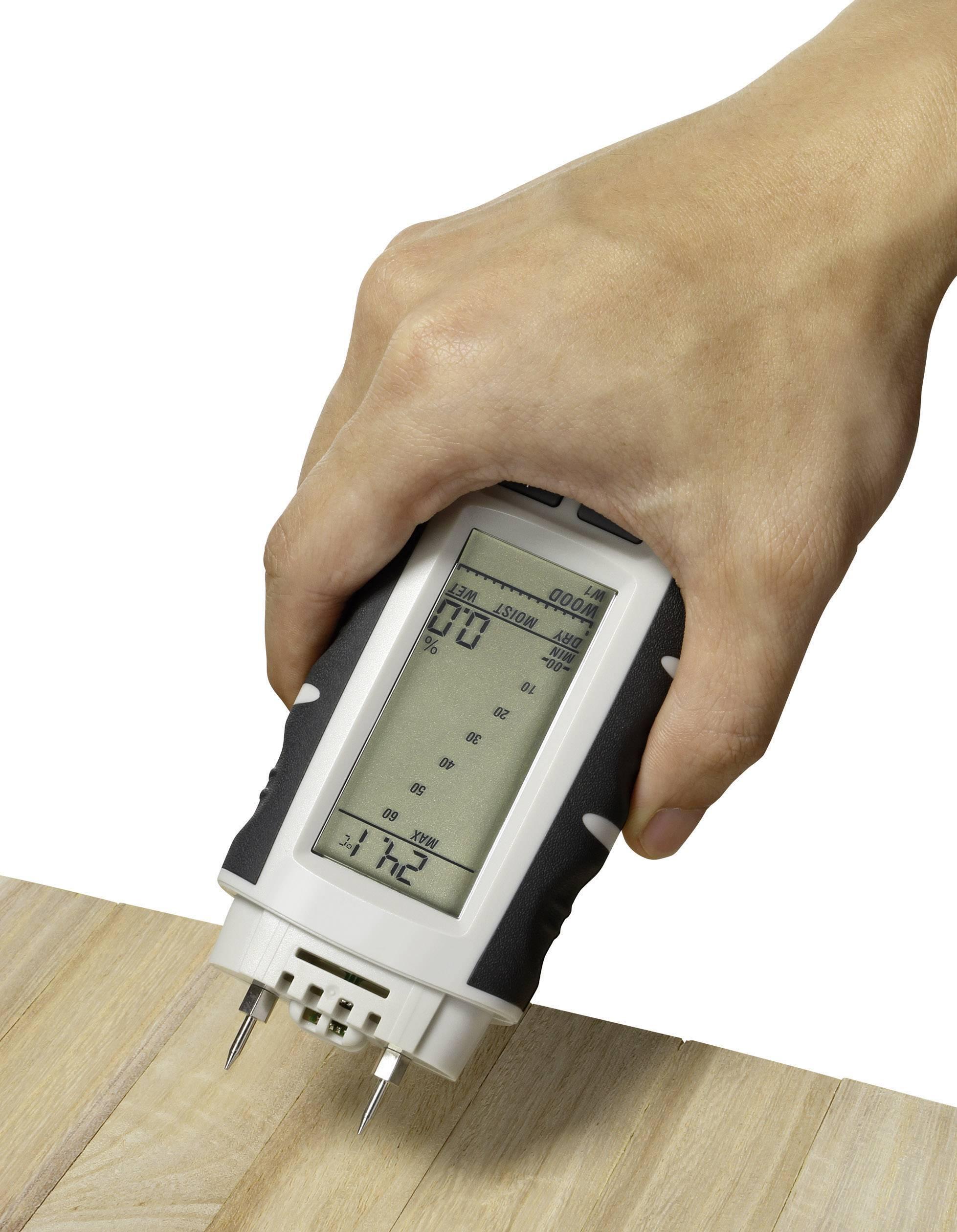 Merač vlhkosti dreva a stavebných materiálov Voltcraft FM-400