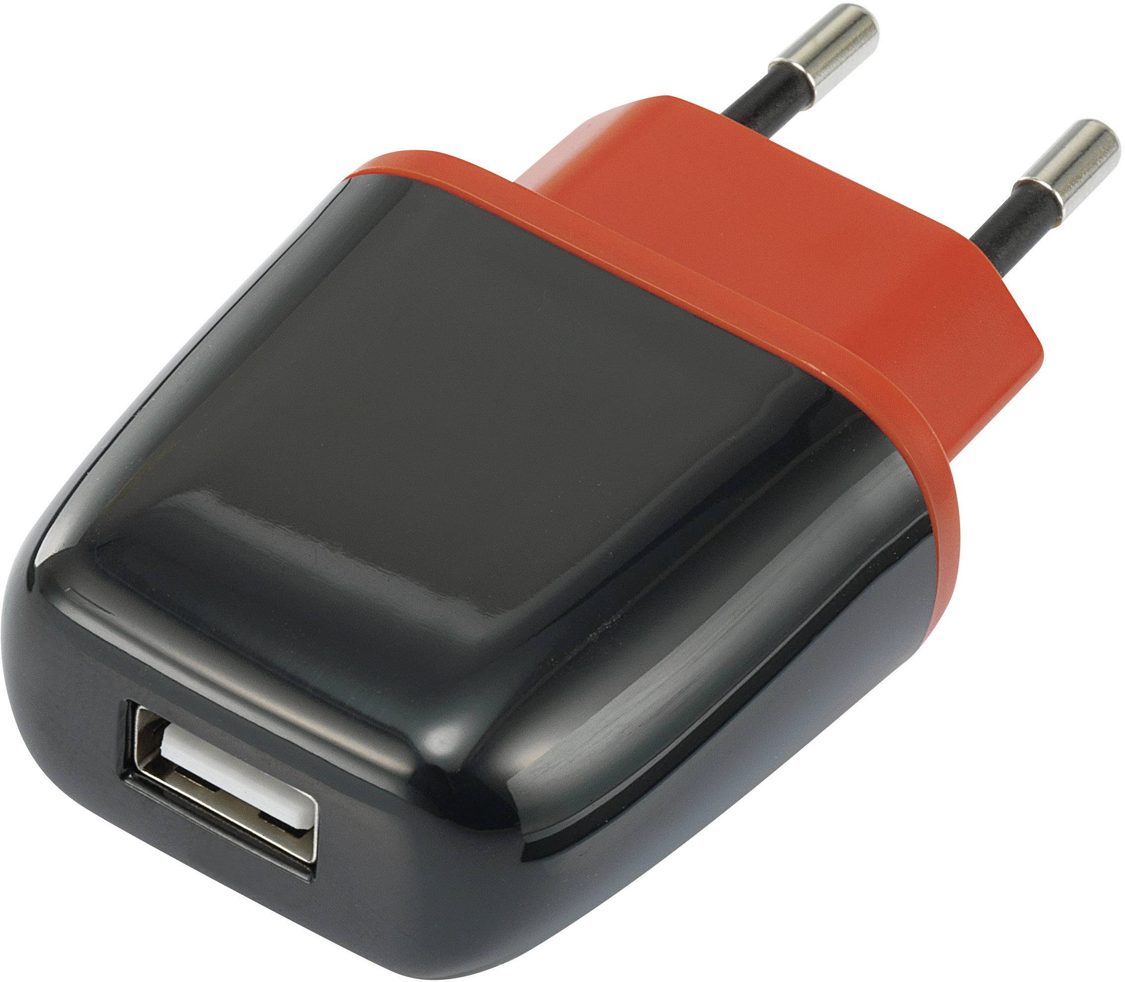 USB nabíječka VOLTCRAFT SPAS-2100 SE, 2100 mA, výroční edice