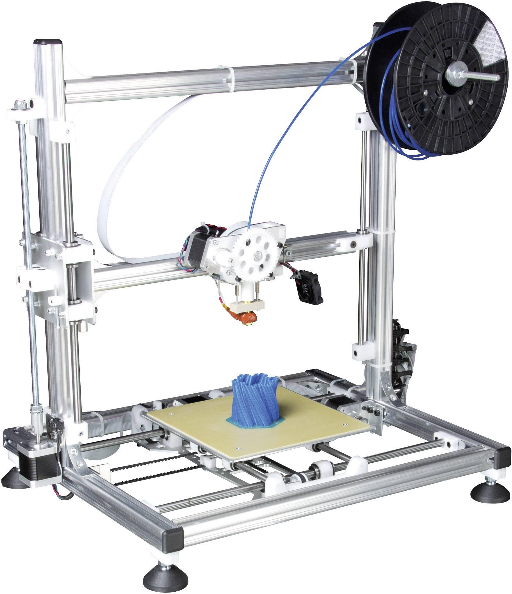 3D novinky, co je to 3D tisk, představení 3D tiskárny K8200
