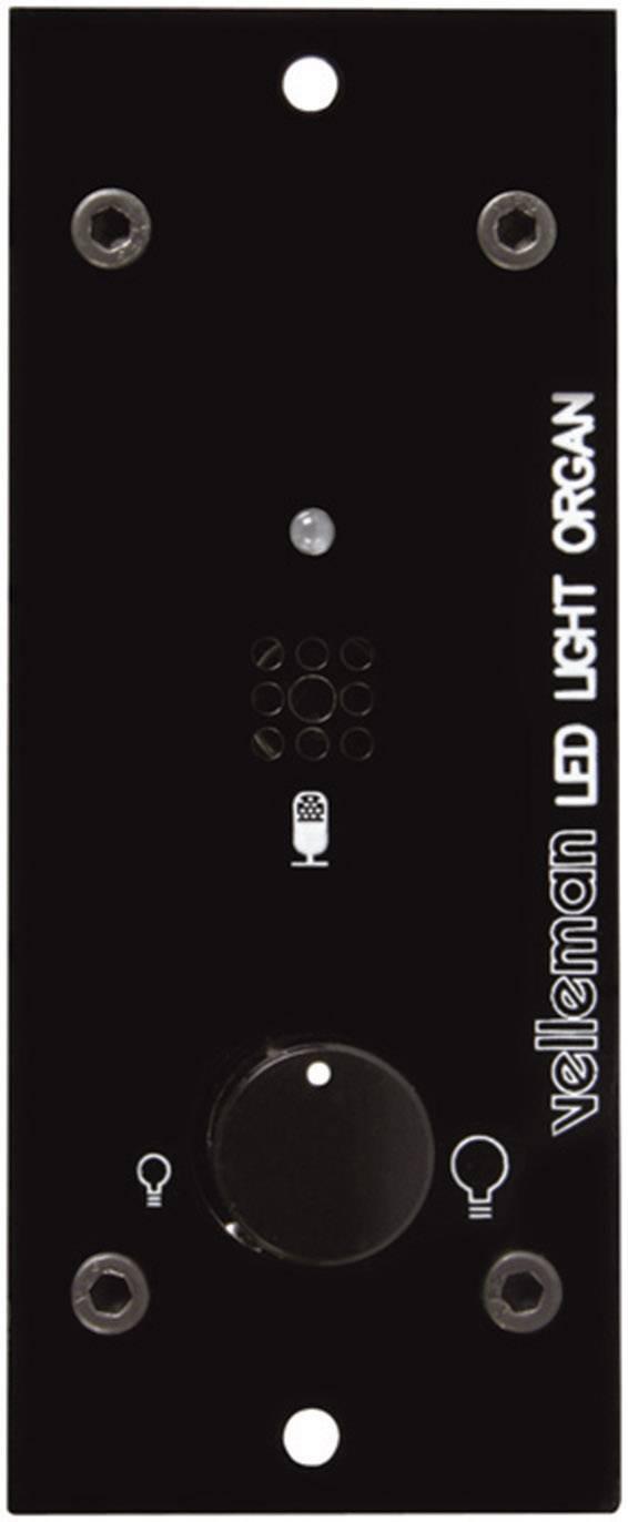 Nízkonapěťové světelné LED varhany Velleman MK186, 12 - 24 V/DC (stavebnice)