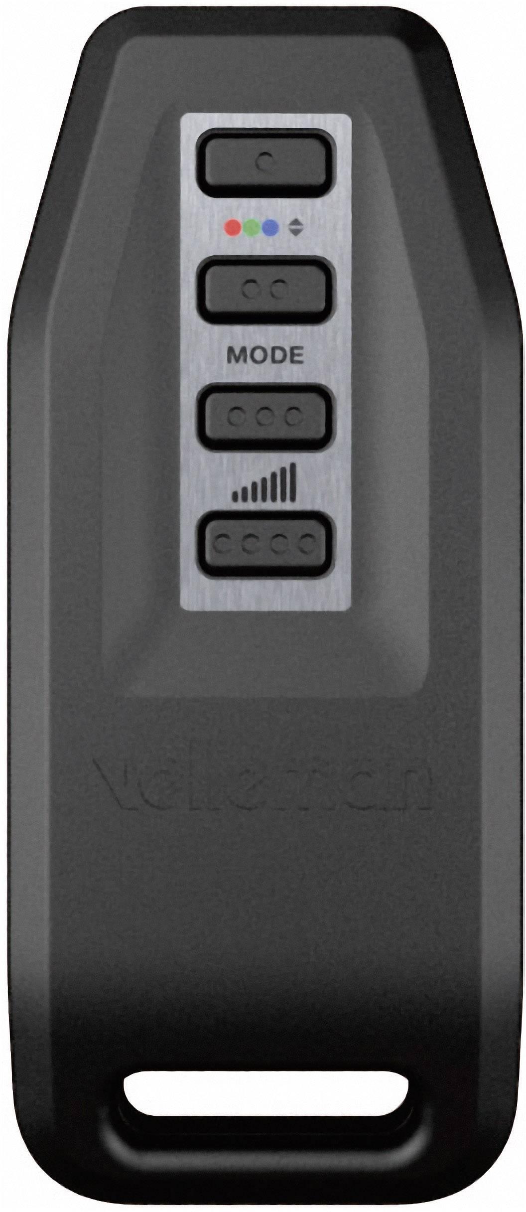 4 kanálový IR vysielač hotový modul Velleman VM191, 12 V/DC