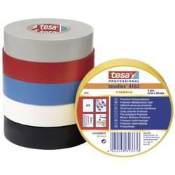 Izolačná páska tesa 4163-07-02 4163-07-02, (d x š) 33 m x 30 mm, akryl, čierna, 33 m