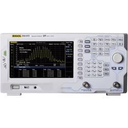 Spektrální analyzátor Rigol DSA815-TG, 9 kHz - 1,5 GHz GHz, Šířky pásma (RBW) 100 Hz - 1 MHz, Kalibrováno dle ISO