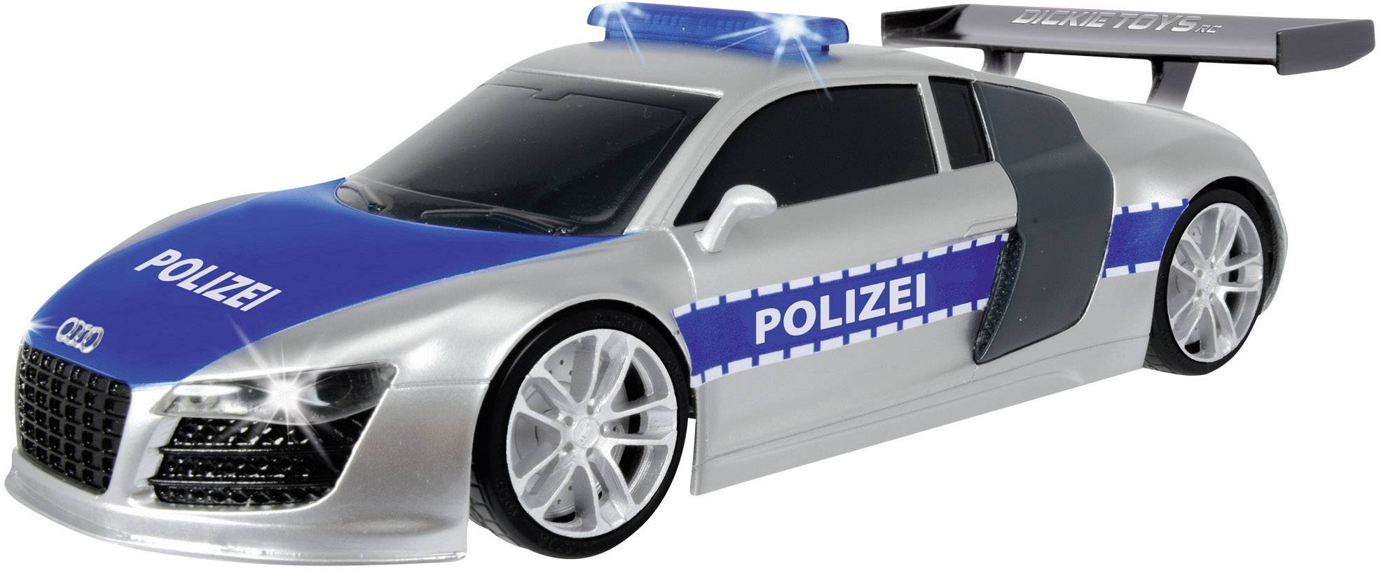 RC model auta Dickie Toys Highway Patrol 201119059, 1:16