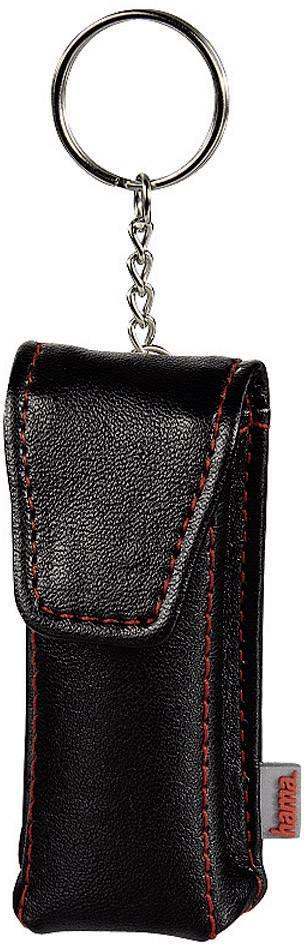Pouzdro na USB flash Hama Fashion, černé