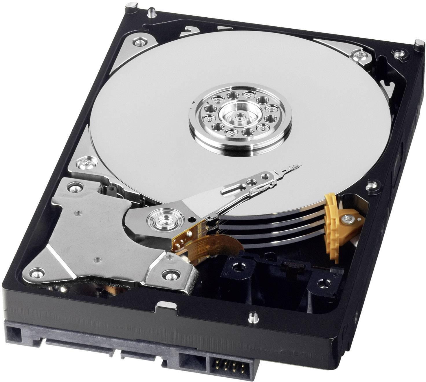 """Recertifikovaný interní pevný disk 8,9 cm (3,5"""") 1 TB Western Digital AV-GP Bulk WD10EURX-FR SATA III"""
