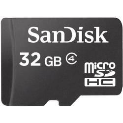 Paměťová karta microSDHC, 32 GB, SanDisk SDSDQM-032G-B35, Class 4