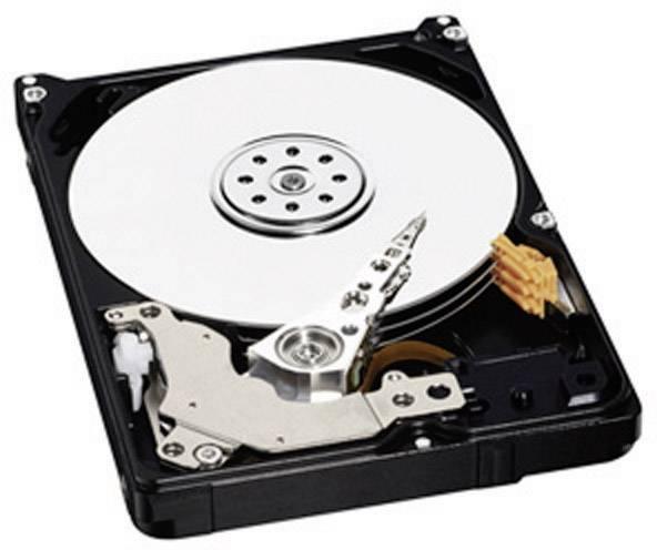 "Interní pevný disk 6,35 cm (2,5"") Western Digital AV-25 WD10JUCT, 1 TB, Bulk, SATA II"