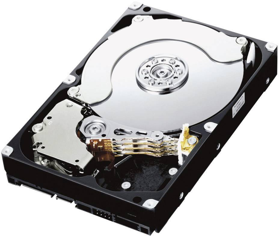Interní pevné disky