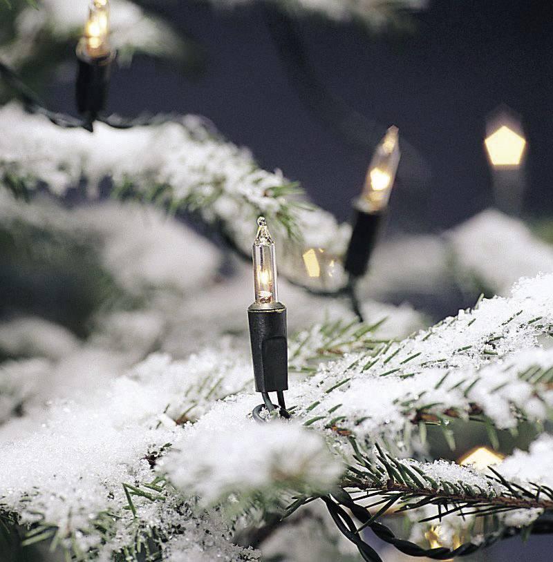 Vonkajšie osvetlenie vianočného stromčeka Konstsmide, 20 žiaroviek