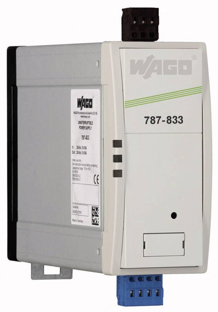 Zdroj na DIN lištu Wago Epsitron PRO Power 787-833, 5 A, 48 V/DC