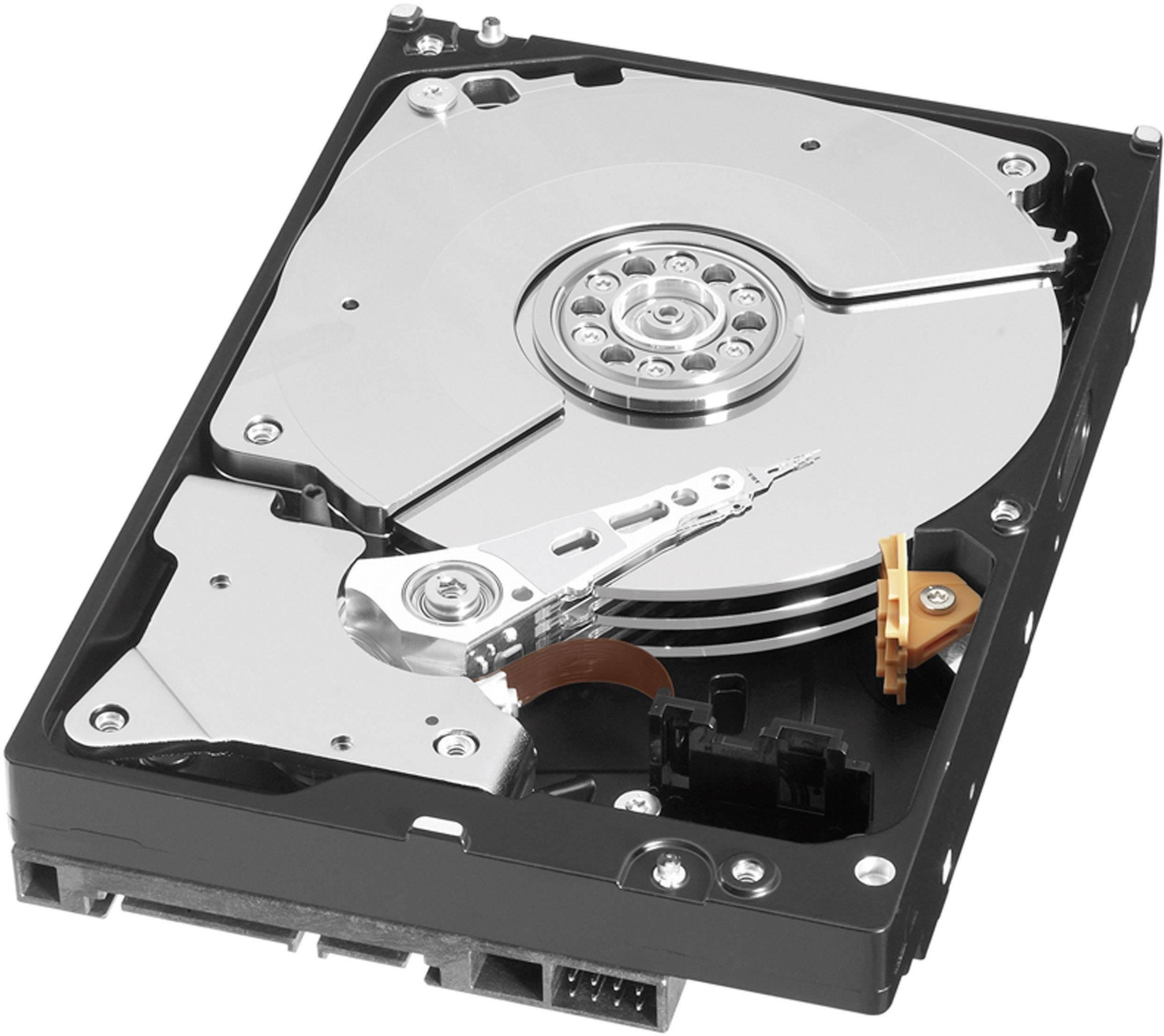 """Recertifikovaný interní pevný disk 8,9 cm (3,5"""") 2 TB Western Digital Green™ Bulk WD20EZRX-FR SATA III"""
