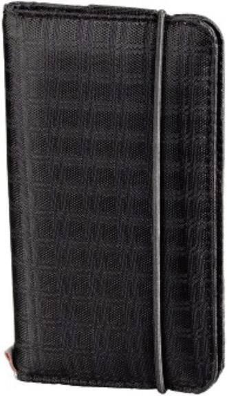 Puzdro pre USB pamäťové médiá Hama 84408, čierna