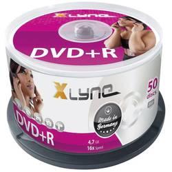 DVD+R 4.7 GB Xlyne 3050000, 50 ks, vřeteno