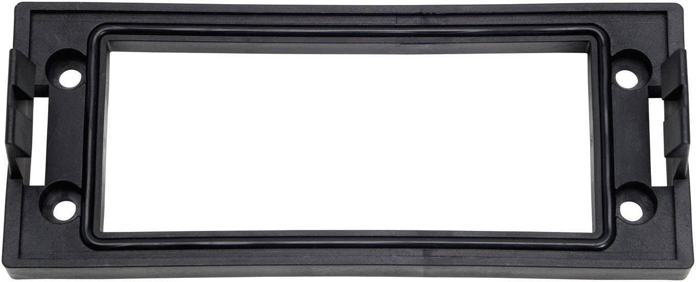 Rámček s káblovými priechodkami Icotek KEL-SNAP 16, IP54, polyamid, čierna, 1 ks