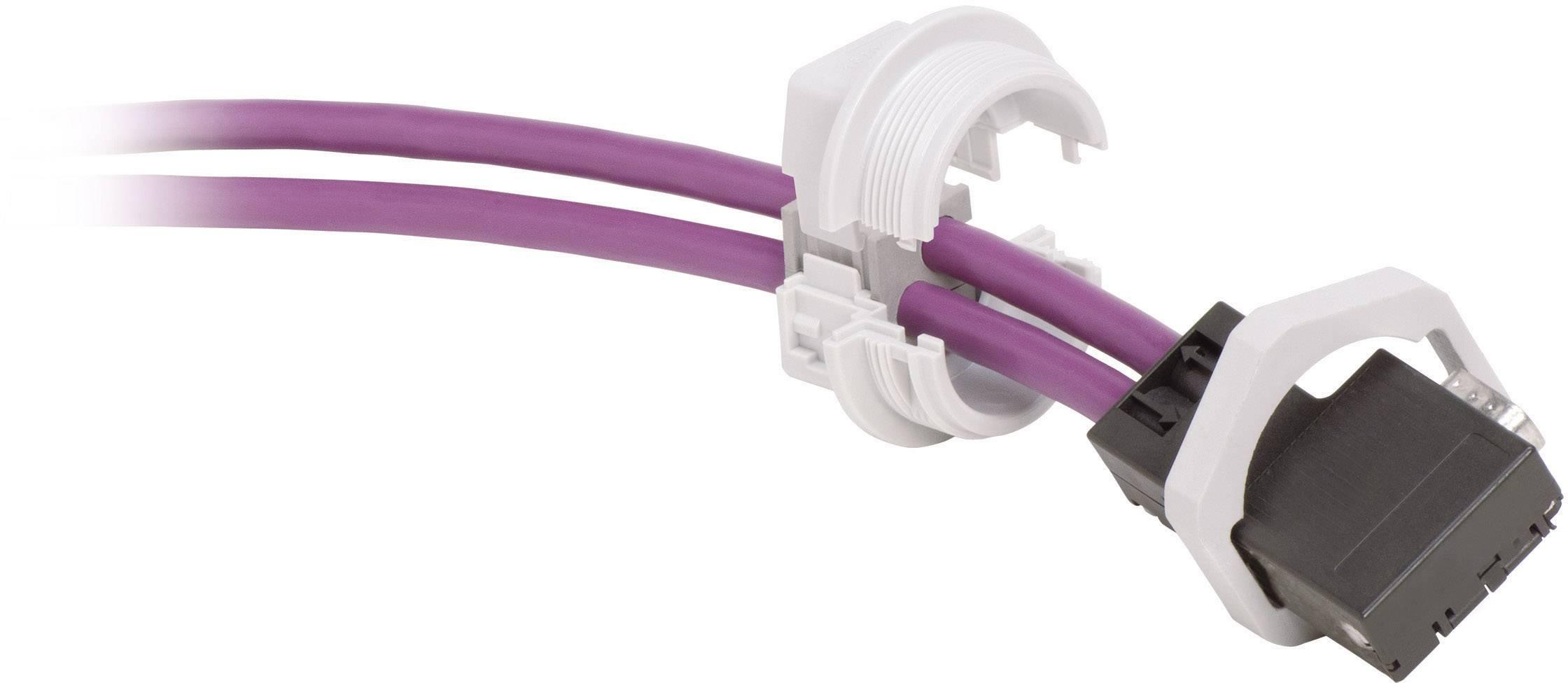 Icotek Kabelska uvodnica KVT KVT 40 PB velikost: M40, KGM-PB siva