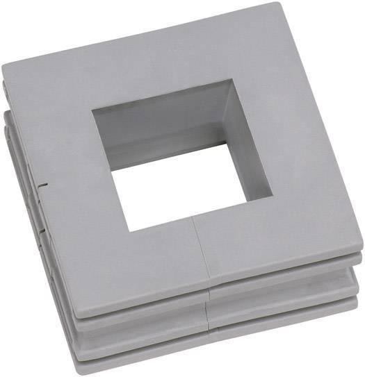Icotek Žlebasti adapter ATG, elastomer, siva