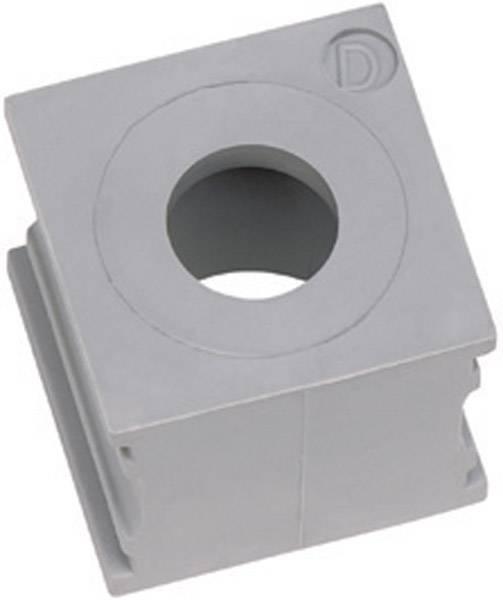 Icotek Kabelska kapa KTMB KTMB-D za kabel- 9.5 - 13 mm, elastomer, siva
