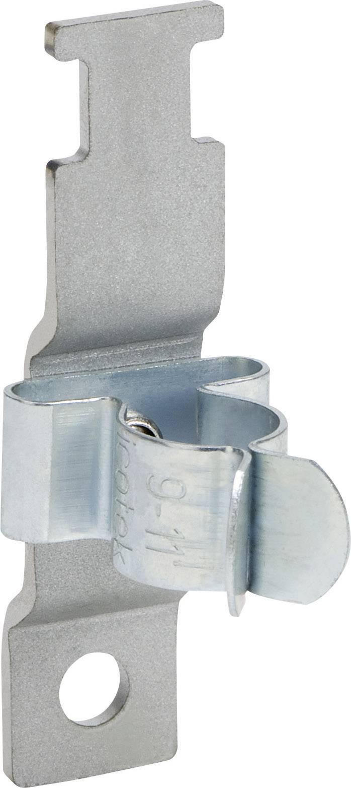 Icotek Zaščitna sponka LFZ LFZ/SKL 3-6 za kabel- 3 - 6 mm, pocinkano vzmetno jeklo