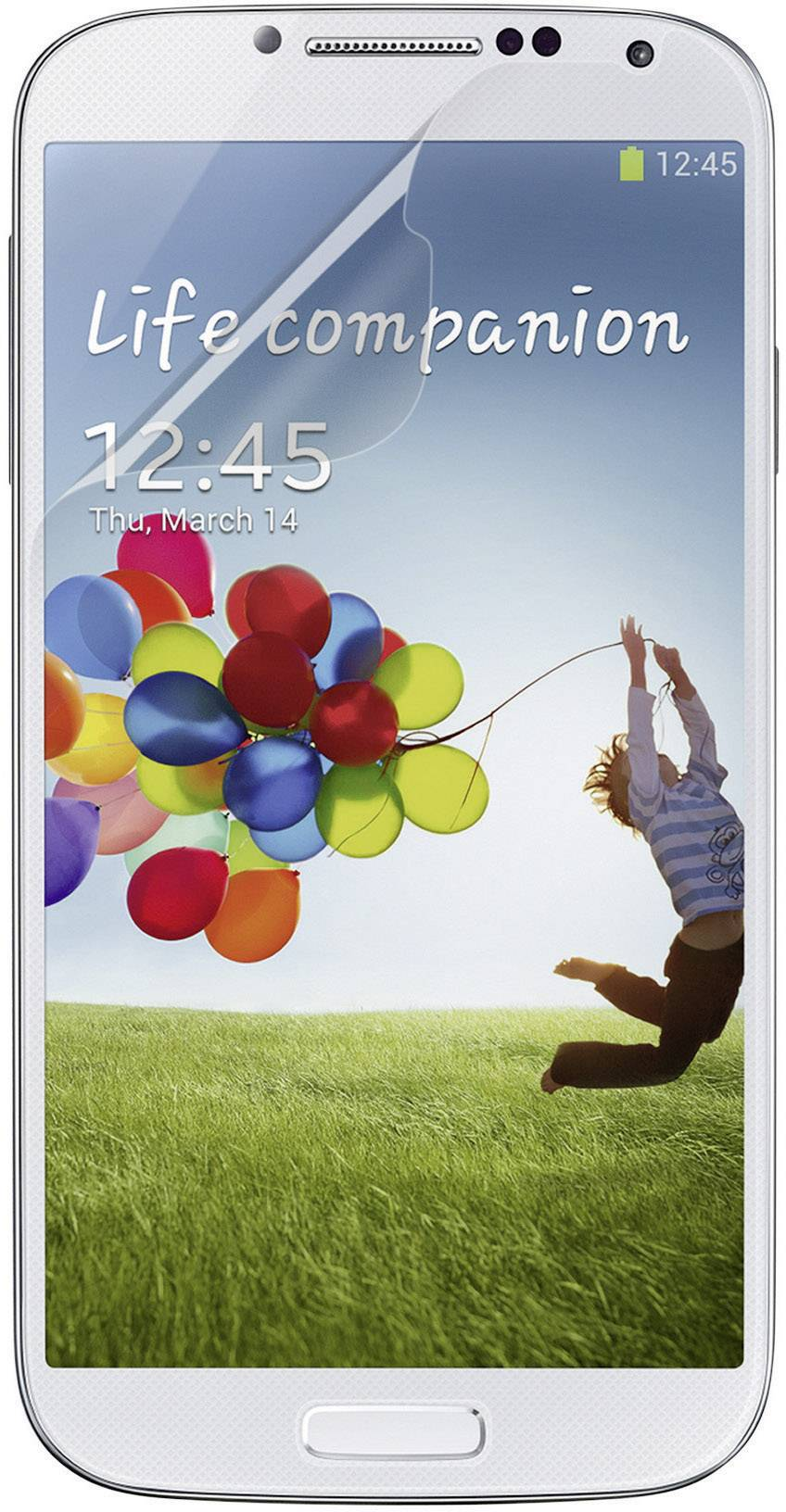 Ochranná fólia na displej smartfónu Renkforce 759573, Samsung Galaxy S4, 1 ks
