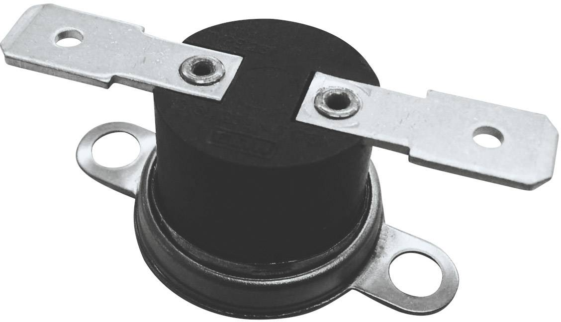 Bimetalový spínač ESKA 261 (261-Ö50-S35-H), 250 V, 10 A, (± 5°C) 50 °C / 35 °C