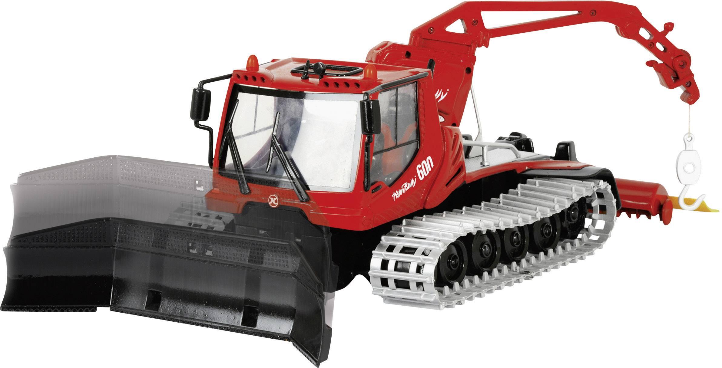 RC model záchranný voz Dickie Toys 201119547, 1:16