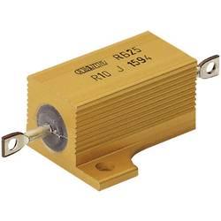 Rezistor ATE Electronics, axiální vývody, 47 Ω, 25 W