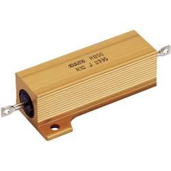 Rezistor ATE Electronics, 4,7 Ω, 5 %, axiální vývody, 50 W, 5 %