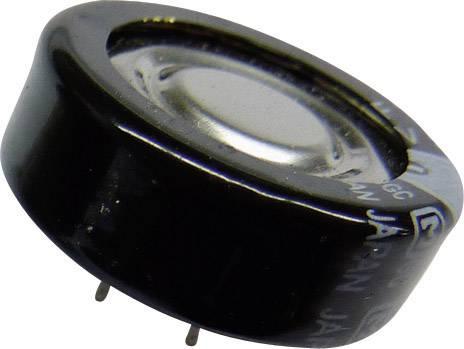 Kondenzátor elektrolytický Panasonic EECF5R5U105, 1 F, 5,5 V, 30 %, 8 x 21,5 mm