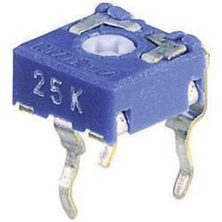 Trimer miniaturní, lineární, 0,1 W, 100 kΩ, 215 °, 235 °, CA6 V
