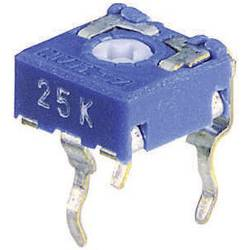 Trimer miniaturní, lineární, 0,1 W, 2,5 kΩ, 215 °, 235 °, CA6 V