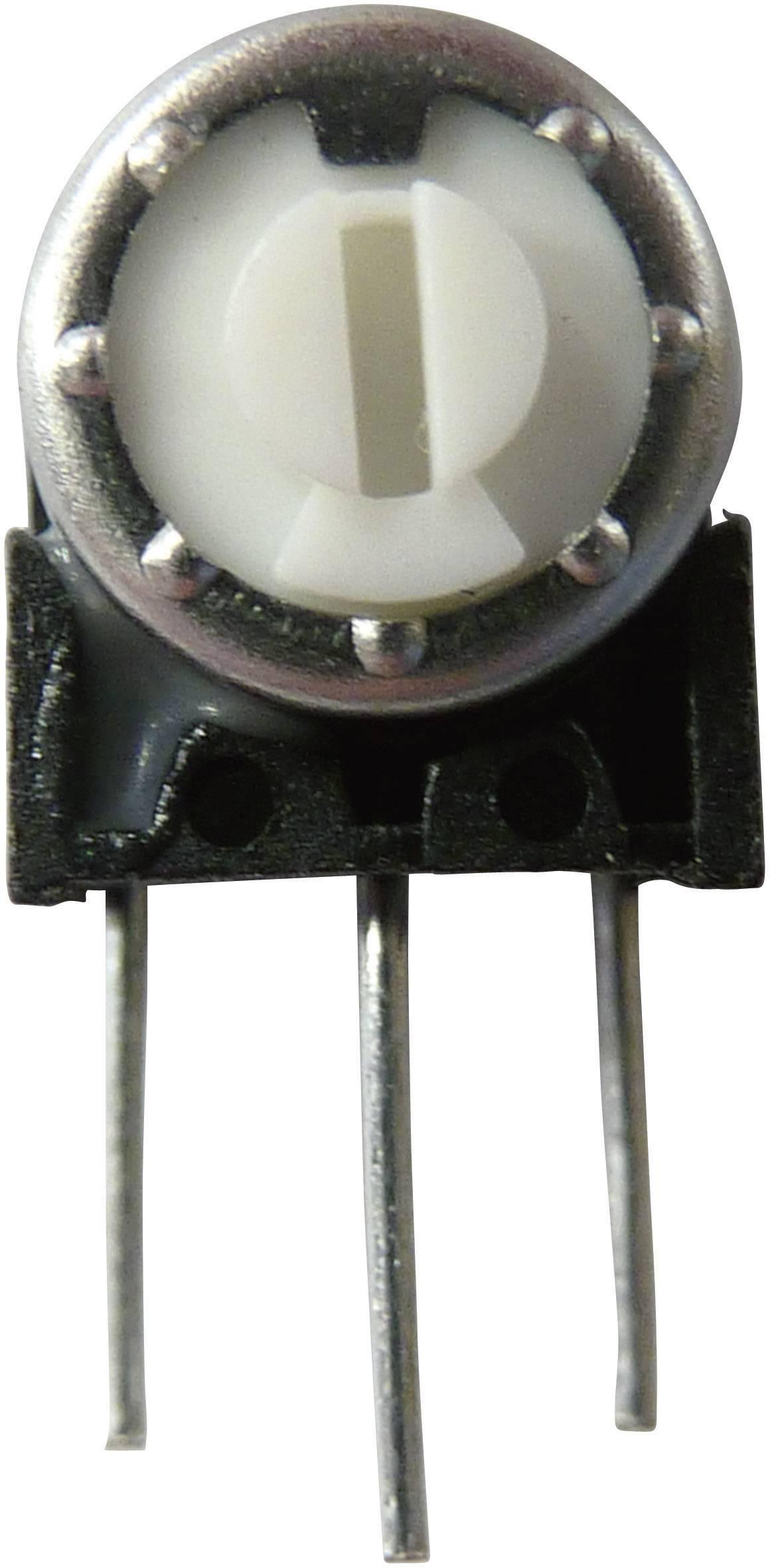 Odporový trimr Murata Cermet, PV32N203A01B00, 20 kΩ, 0,5 W, ± 20 %