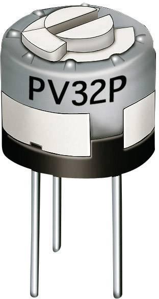 Cermetový trimer Murata PV32P101A01B00, lineárny, 100 Ohm, 0.5 W, 1 ks