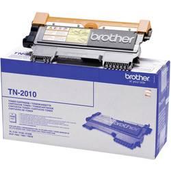 Toner originál Brother TN-2010 černá Maximální rozsah stárnek 1000 Seiten