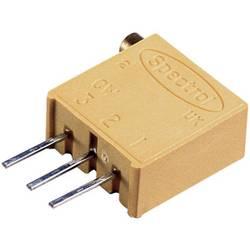 Víceotáčkový trimr Vishay M64P254KB40, lineární, 0.5 W, 250 KΩ, 9000 °, 1 ks